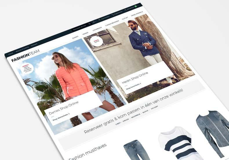 Fashionteam webshop - Baldwin