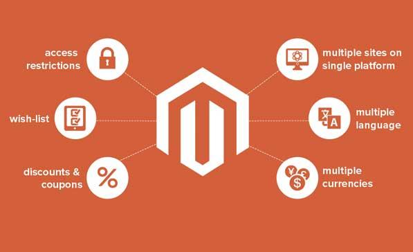 Magento webshop development by baldwin