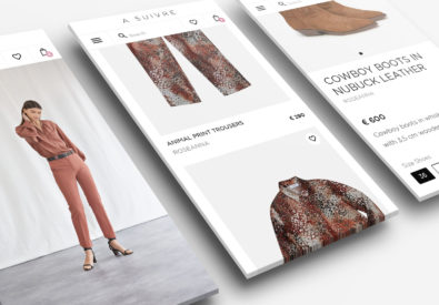 asuivre magento2 fashion webshop design