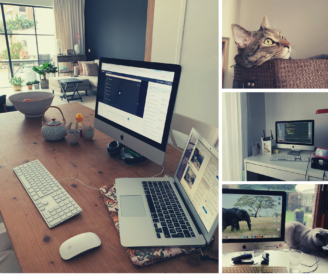 10 tips for a pleasant working from home experience in times of Coronavirus