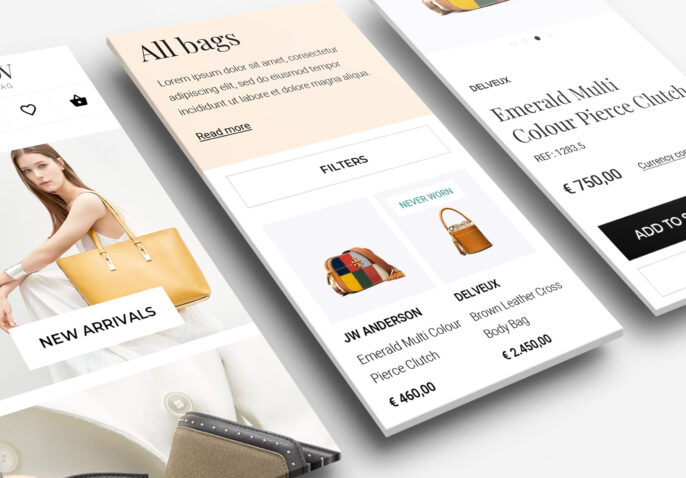 Labellov fashion webshop