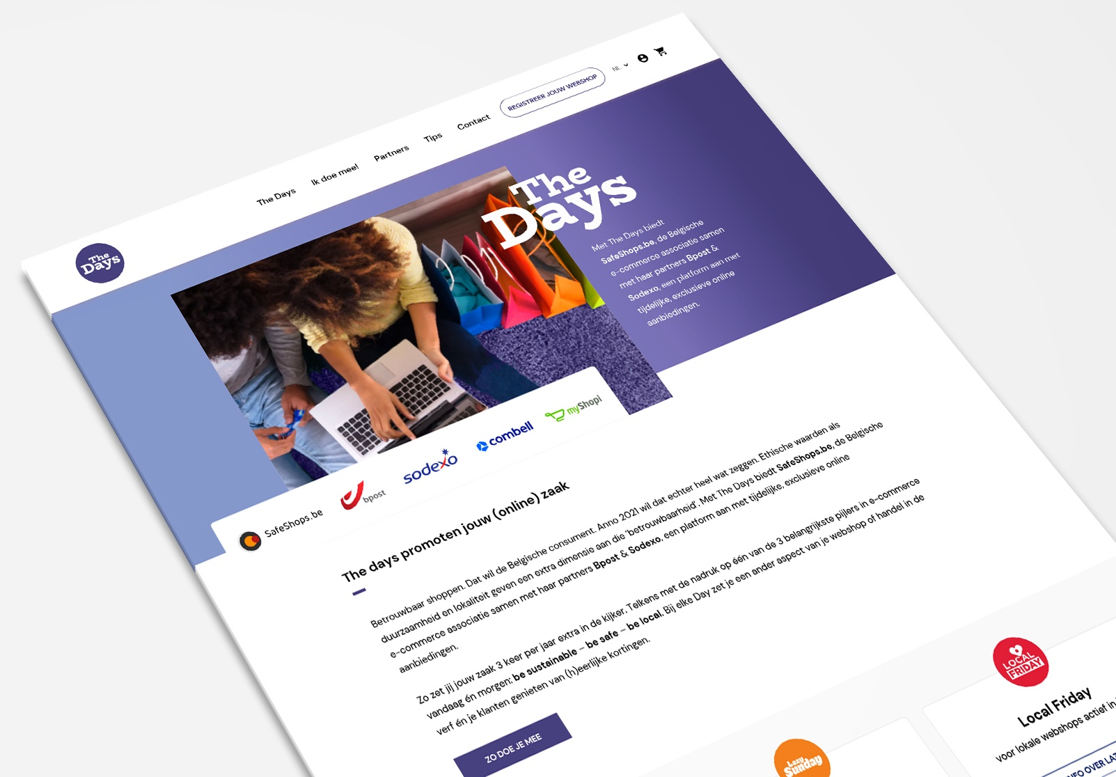 The Days Website