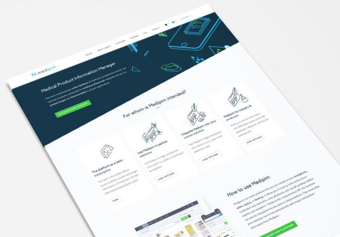 Medipim website internationalisation